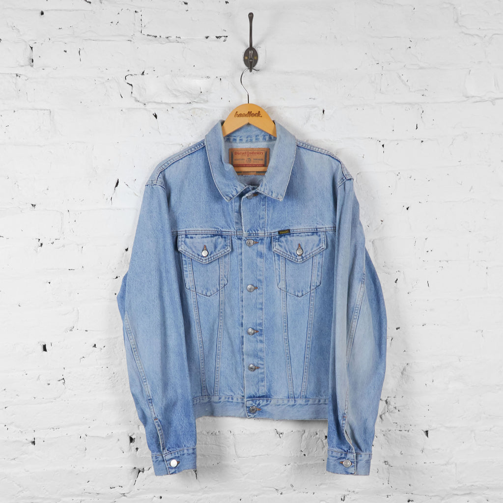 Vintage Diesel Denim Jeans - Blue - L - Headlock
