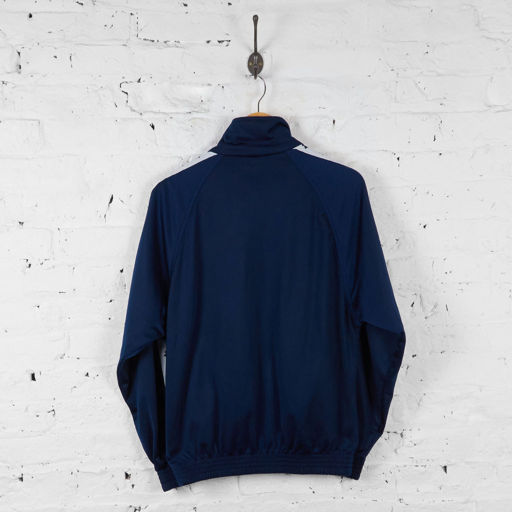 Vintage Lotto Tracksuit Top - Navy - M - Headlock