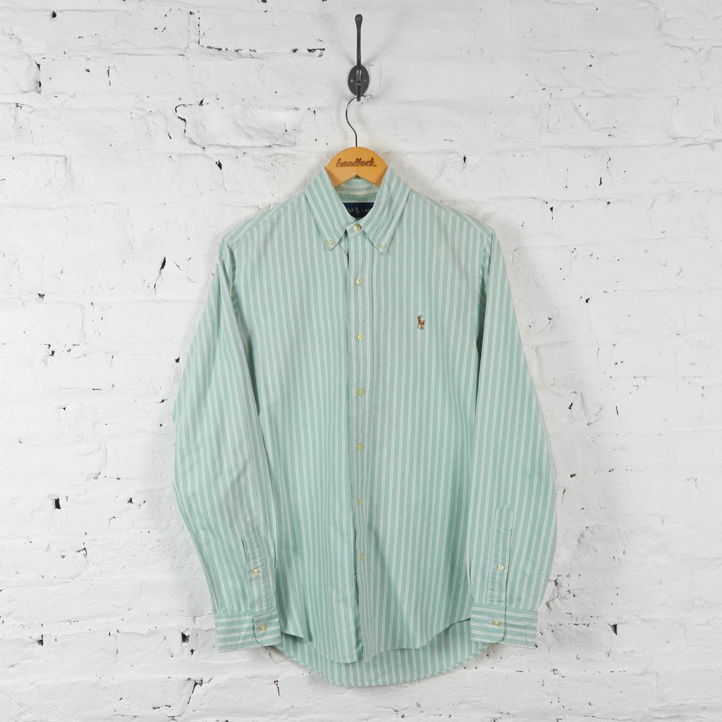 Vintage Ralph Lauren Shirt - Green - S - Headlock