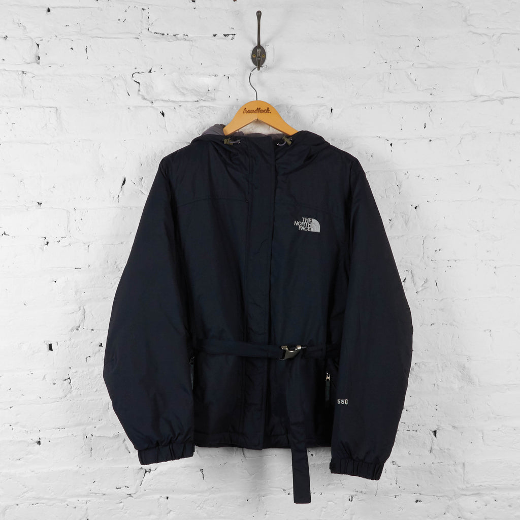 Vintage Women's The North Face 550 Jacket - Black - XL - Headlock