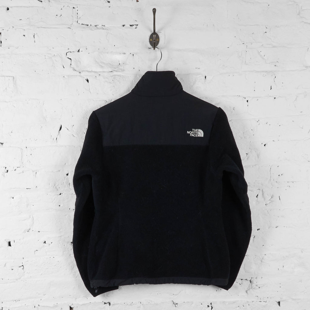 Womens The North Face Denali Fleece - Black - Womens S - Headlock