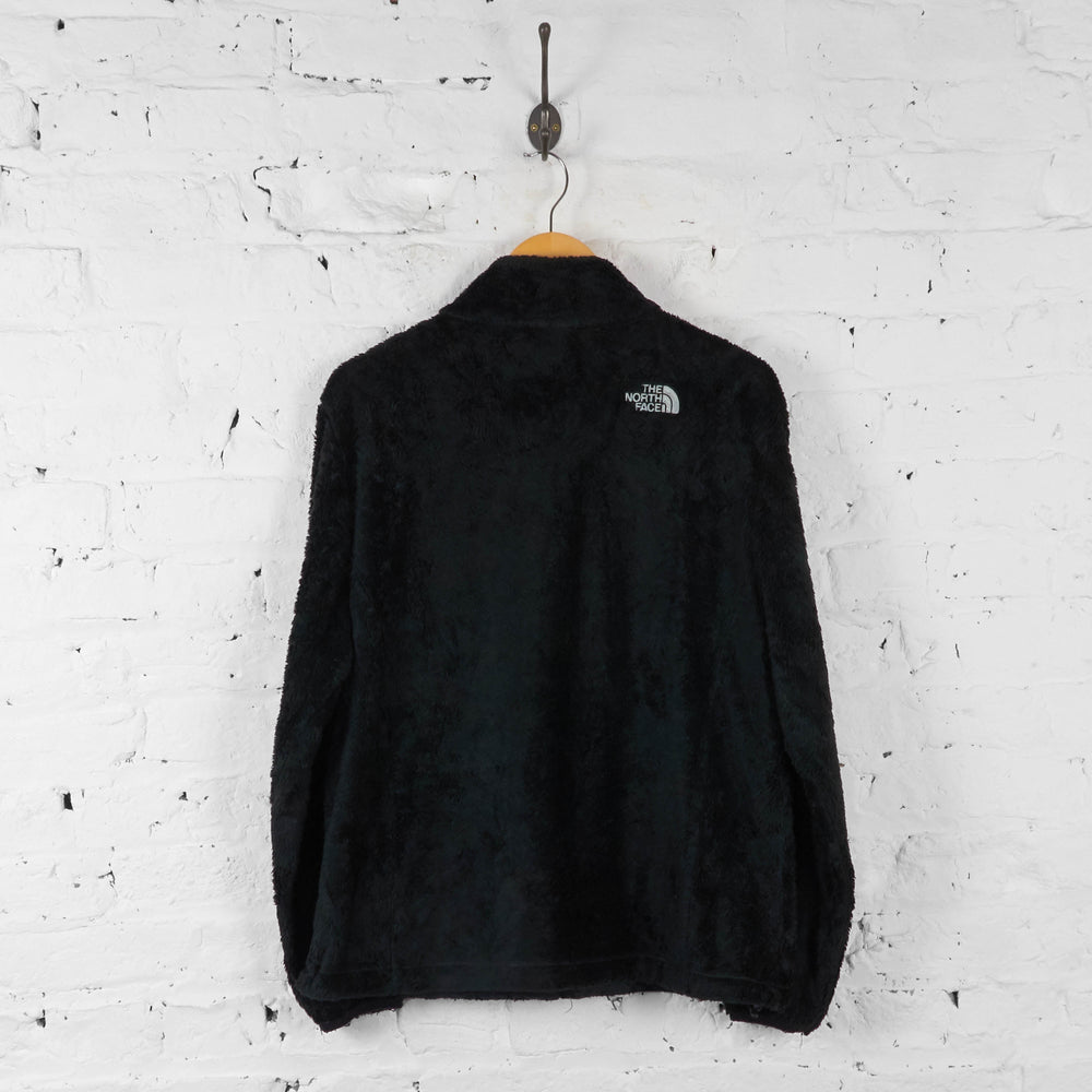Vintage Women's The North Face Fleece - Black - XL - Headlock