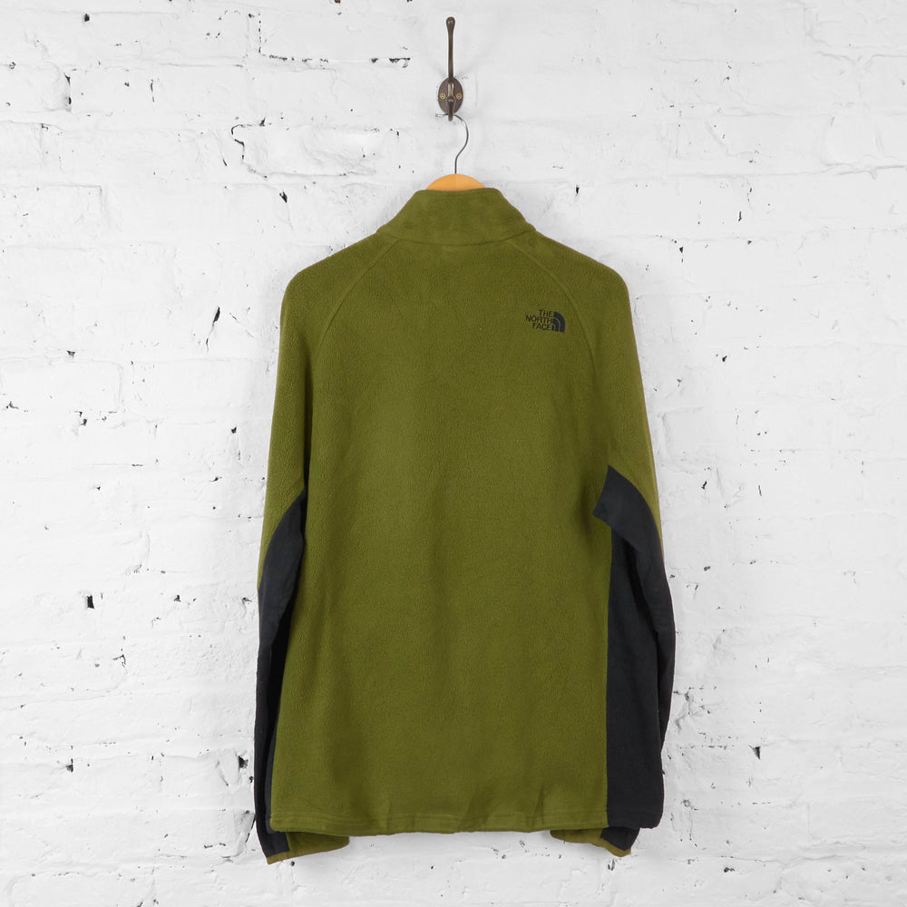 Vintage The North Face Fleece - Green - XL - Headlock