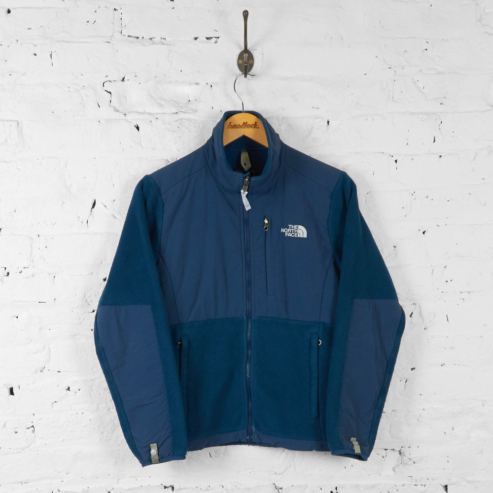 Womens The North Face Denali Fleece - Blue - Womens S - Headlock