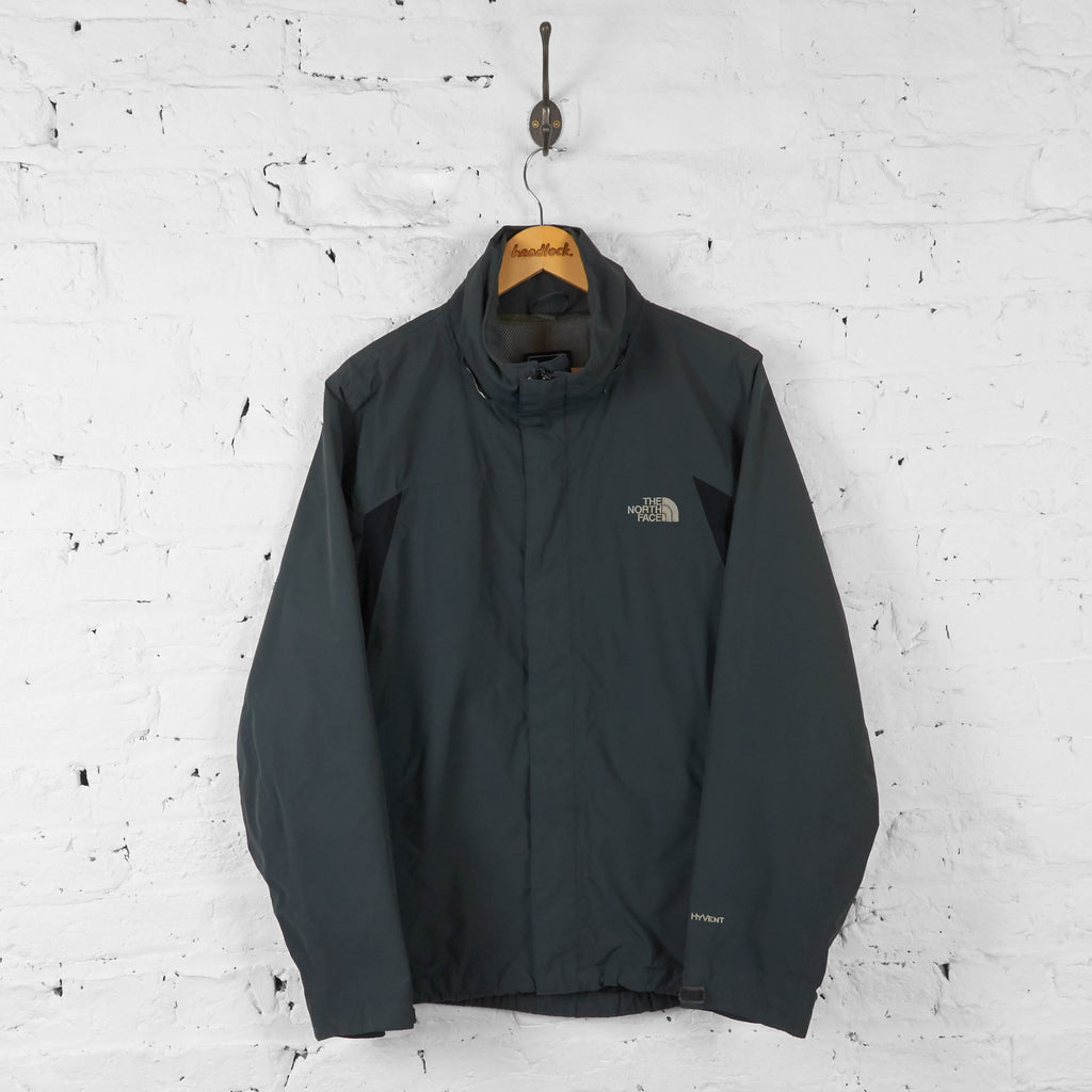 Vintage The North Face Outdoor Jacket - Grey - M - Headlock