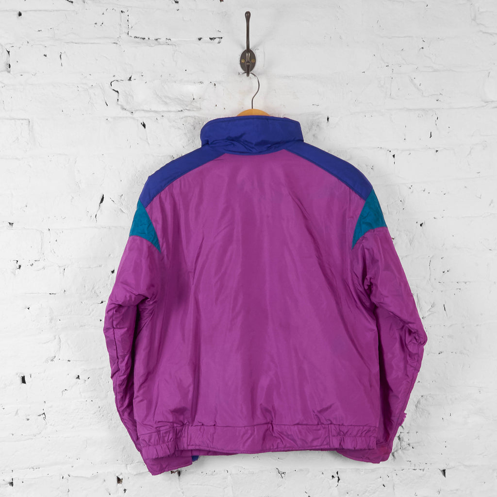 Womens The North Face Extreme Ski Jacket - Purple - Womens M - Headlock