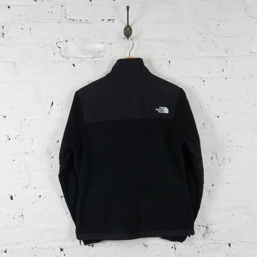 Womens The North Face Denali Fleece - Black - Womens M - Headlock