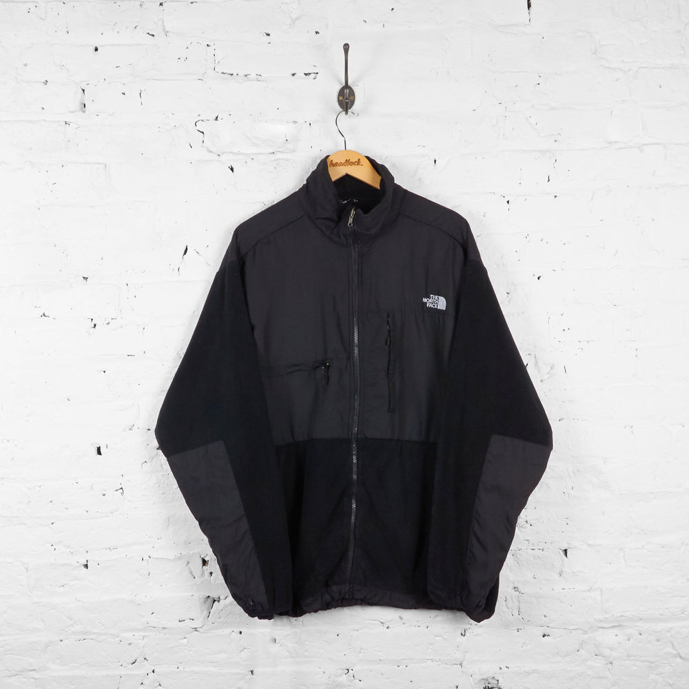 Vintage The North Face Fleece - Black - 2XL