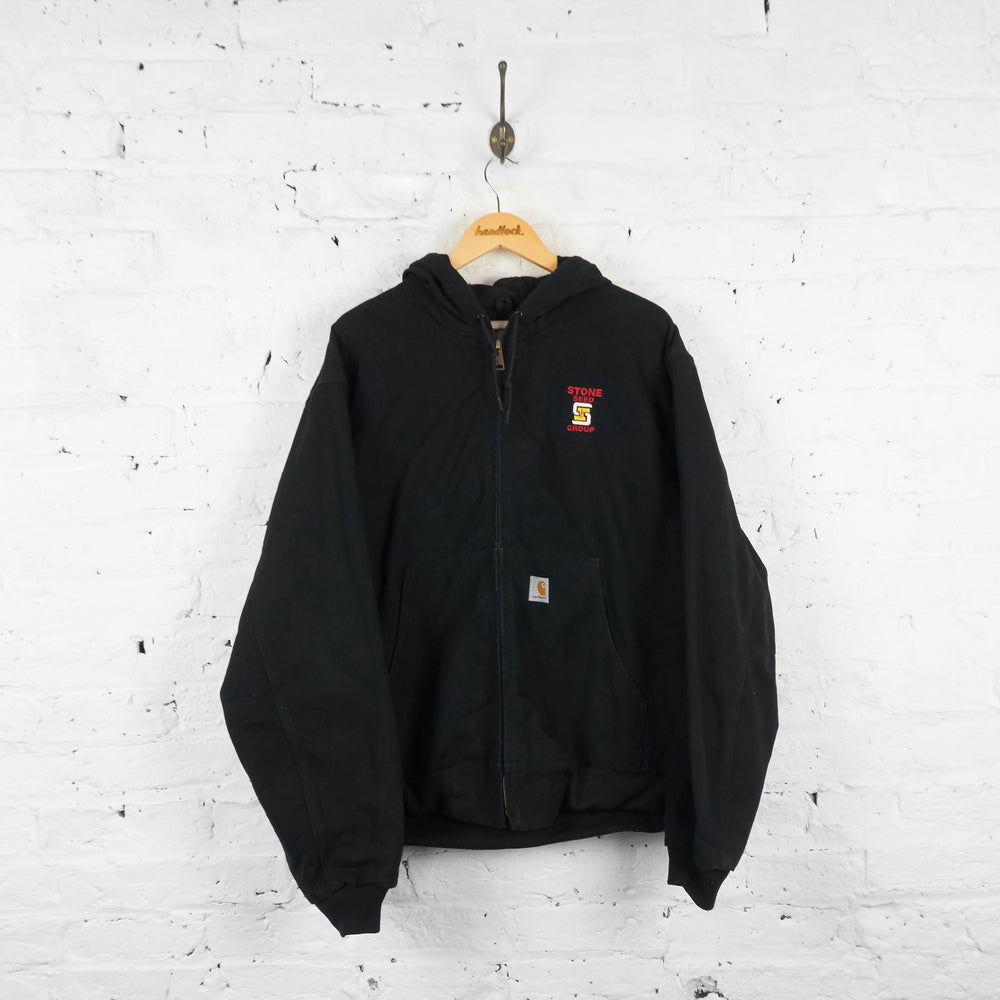 Vintage Workwear Carhartt Jacket - Black - L