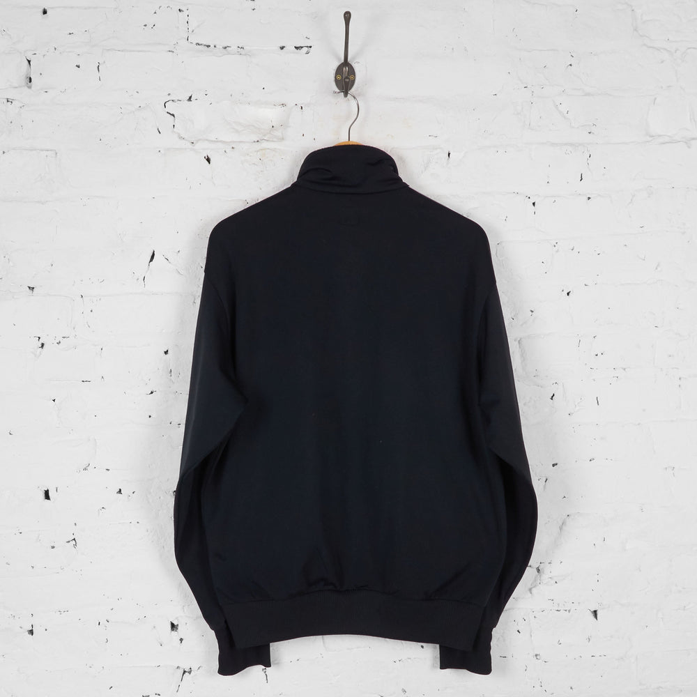 Adidas 90s Tracksuit Top Jacket - Black - M - Headlock