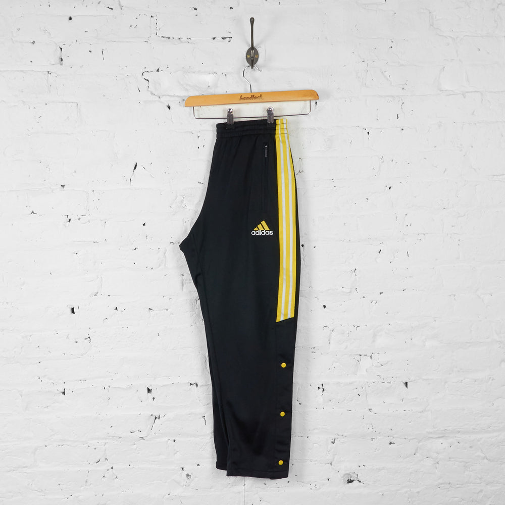 Adidas Tracksuit Bottoms - Black - L - Headlock
