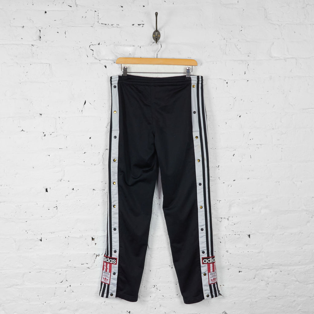 Adidas Tracksuit Bottoms - Black - M - Headlock