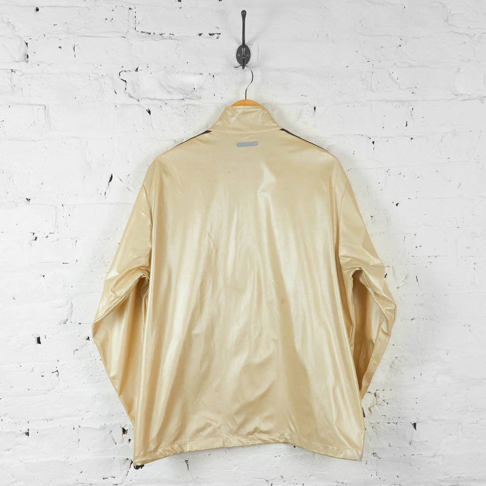 Adidas Tracksuit Top Jacket - Gold - L - Headlock