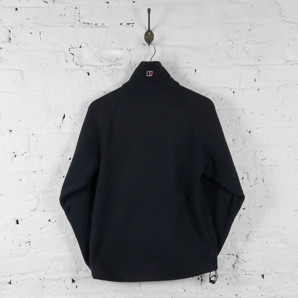 Berghaus Fleece Jacket - Black - XS - Headlock