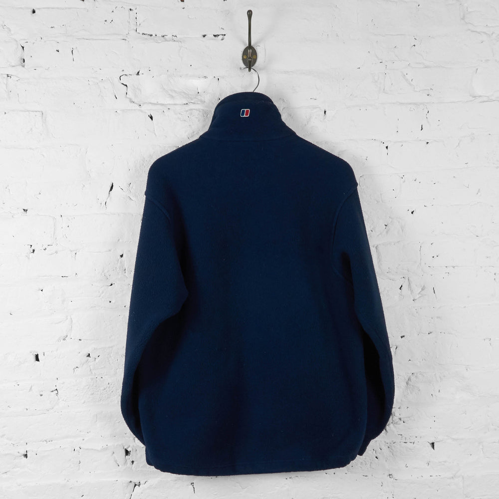 Berghaus Polartec Fleece - Blue - M - Headlock