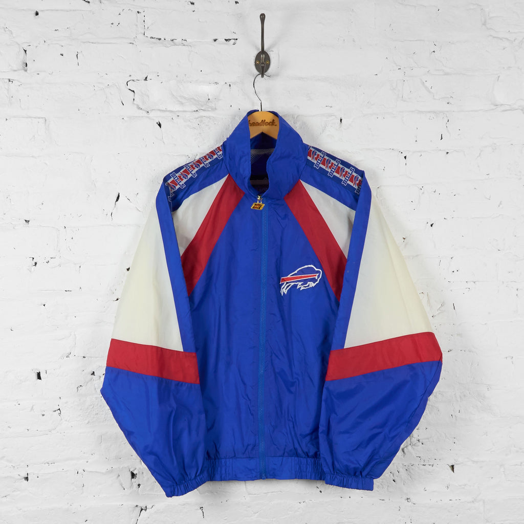 Buffalo Bills American Football Shell Jacket - Blue - M - Headlock