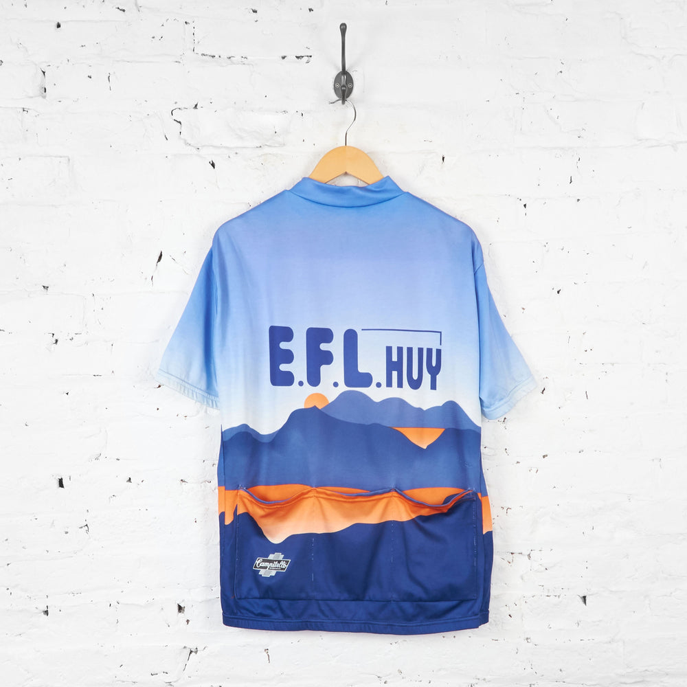 Campitello EFL Huy Cycling Jersey - Blue - XXL - Headlock