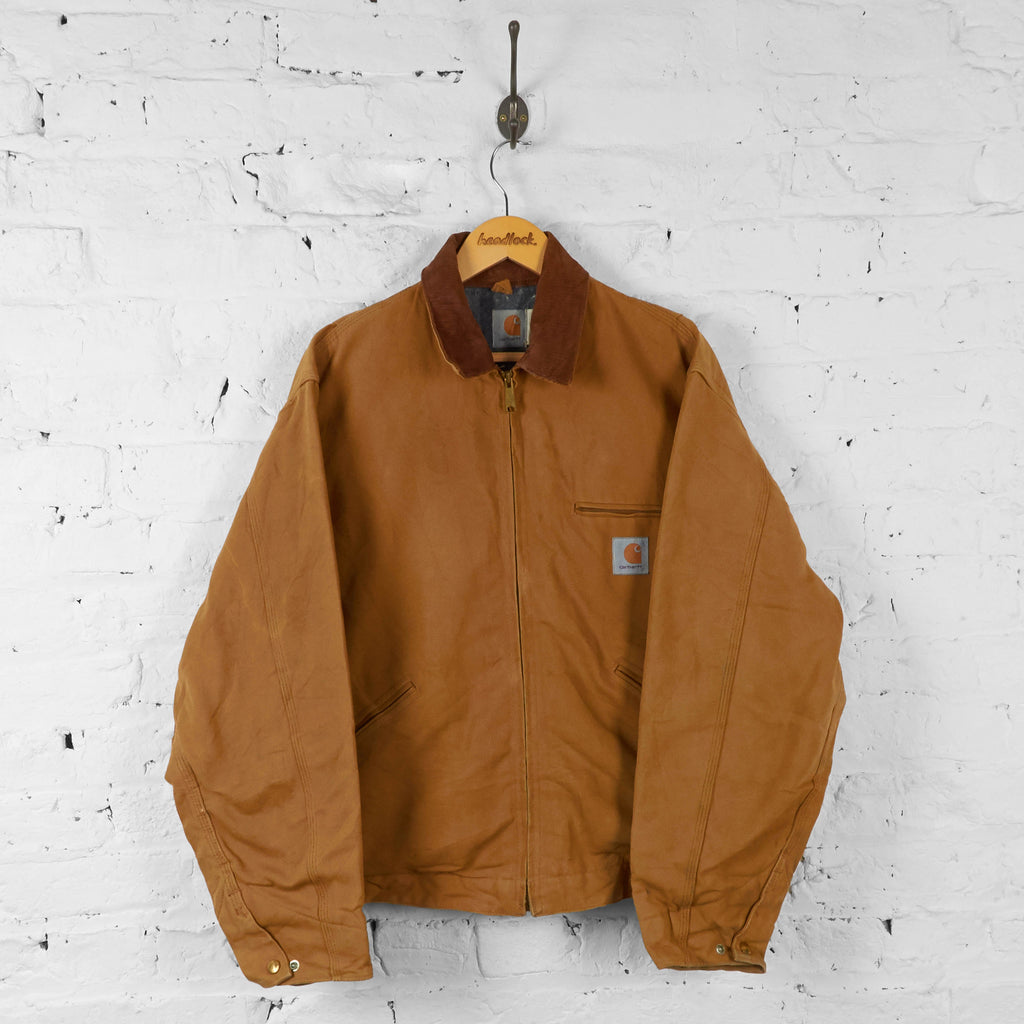Carhartt Medics Work Jacket - Brown - XL - Headlock