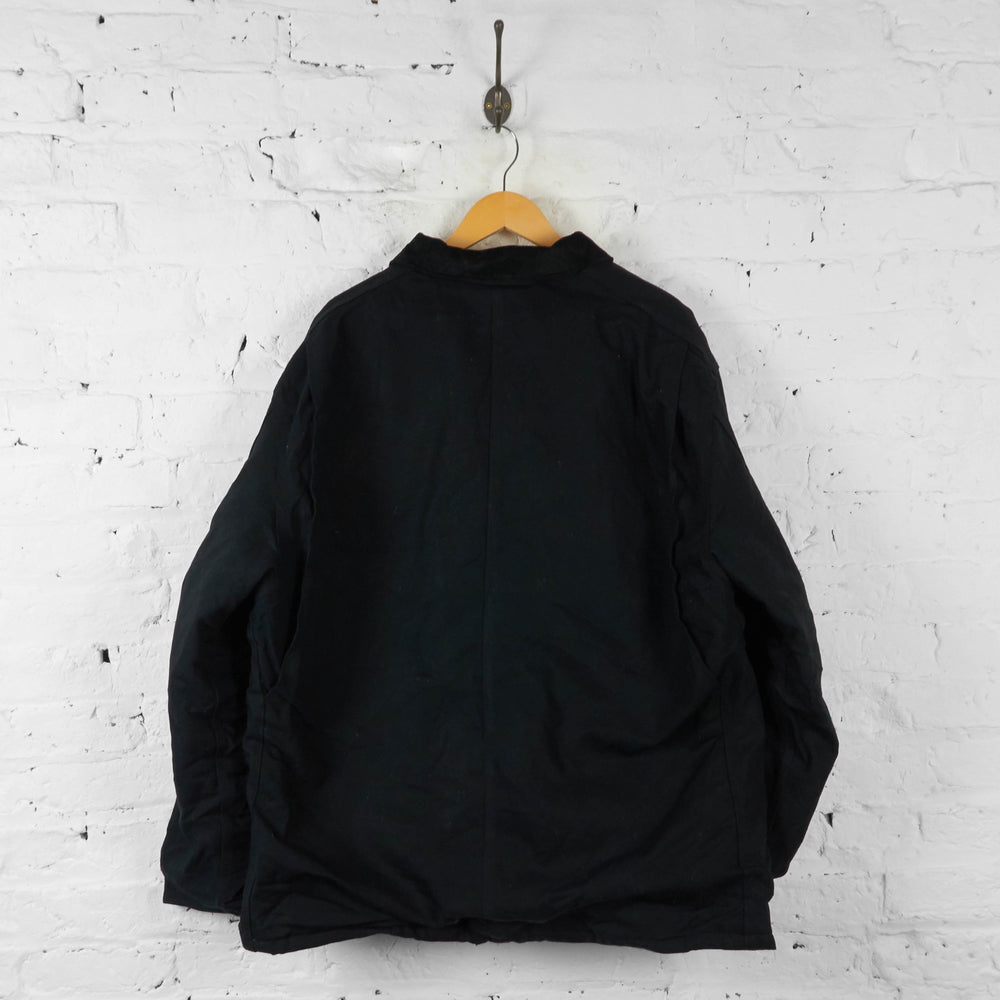 Carhartt Work Jacket - Black - XXL - Headlock