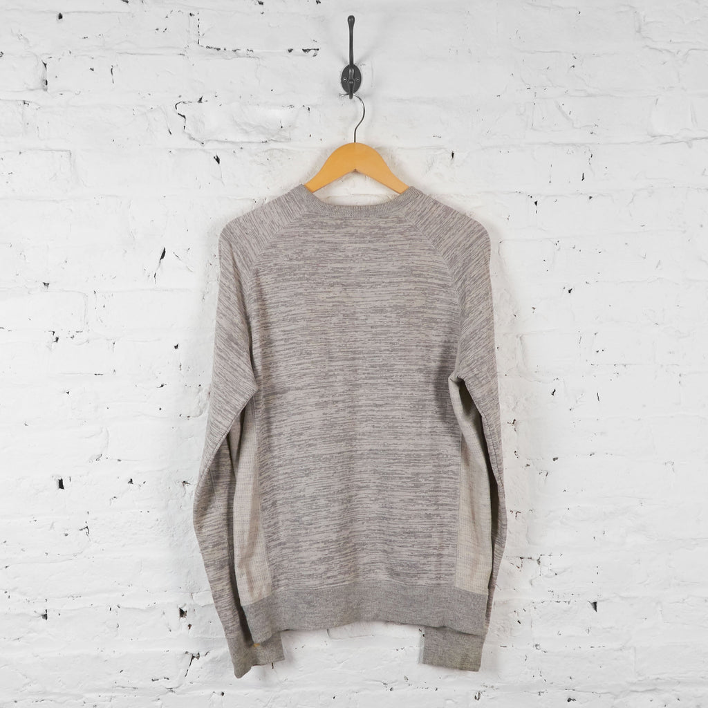 Champion Sweatshirt - Grey - S - Headlock