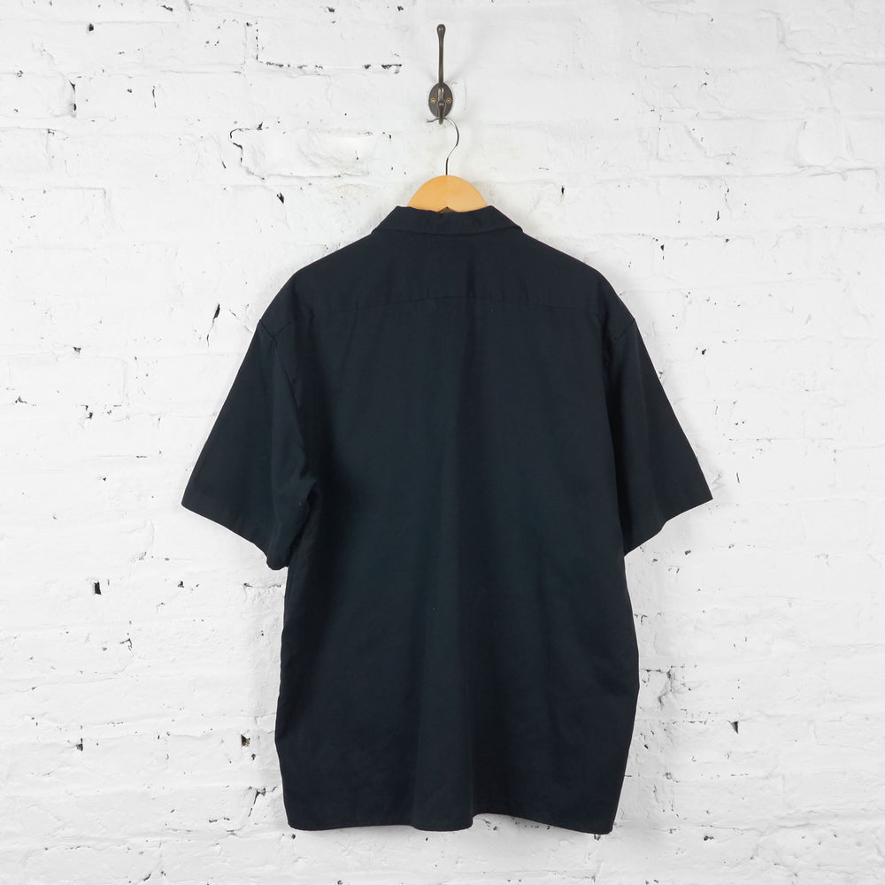 Dickies Work Utility Shirt - Black - XL - Headlock