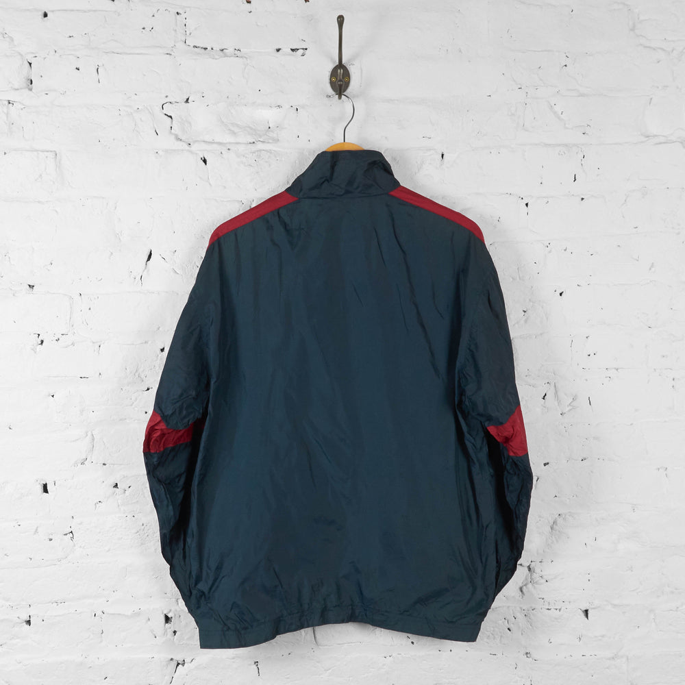 Fila Shell Tracksuit Top Jacket - Blue - M - Headlock