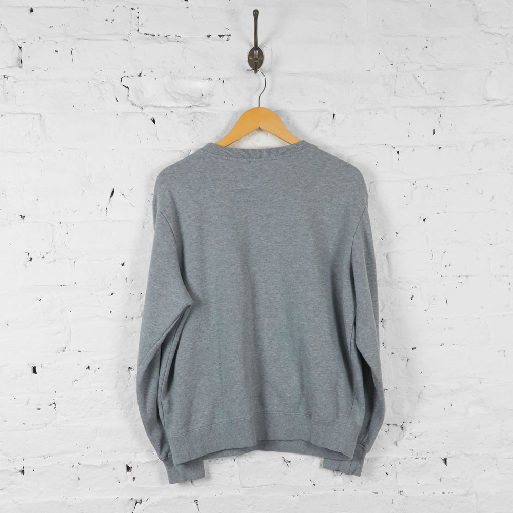 Fila Sweatshirt - Grey - M - Headlock
