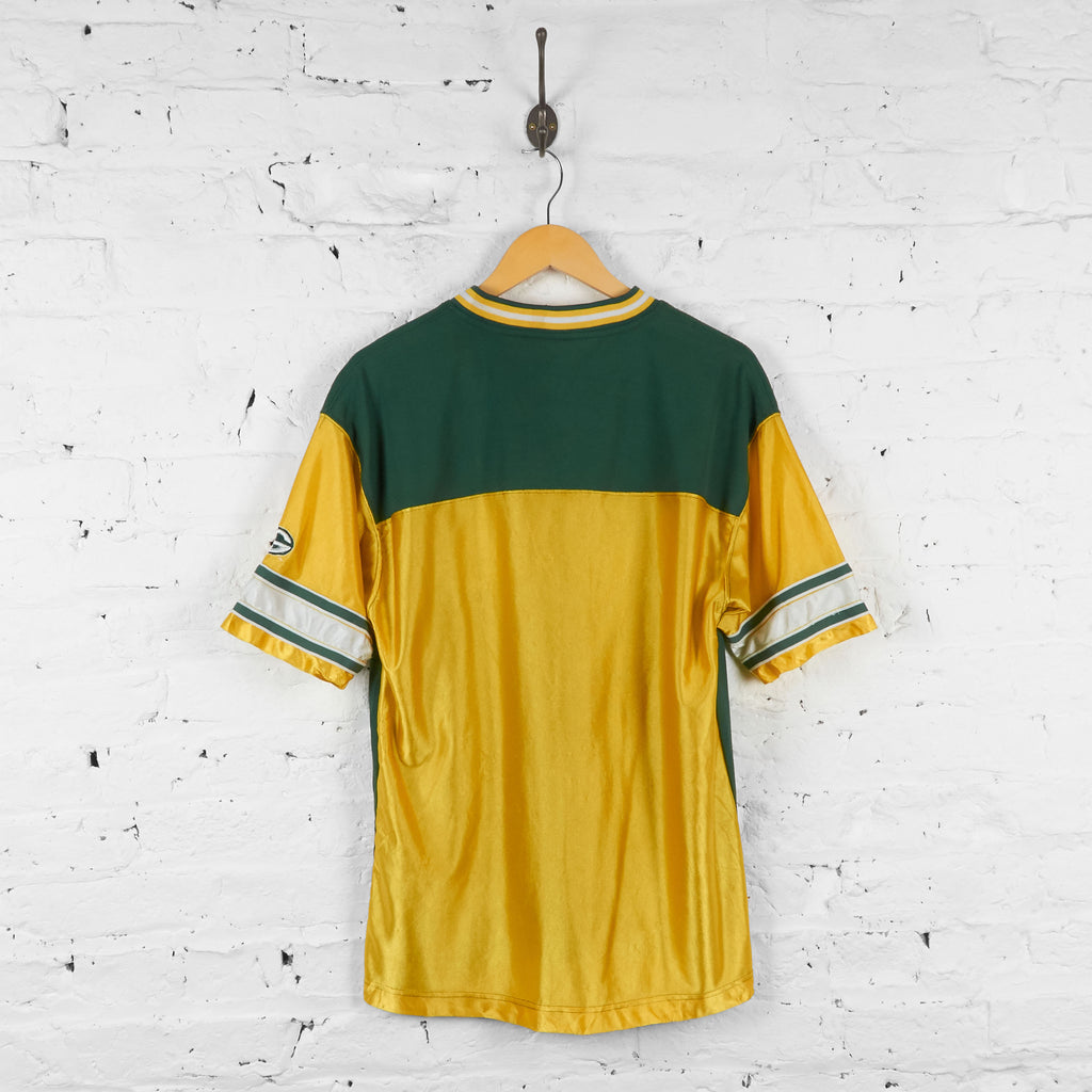 Green Bay Packers American Football Shirt - Green - M - Headlock
