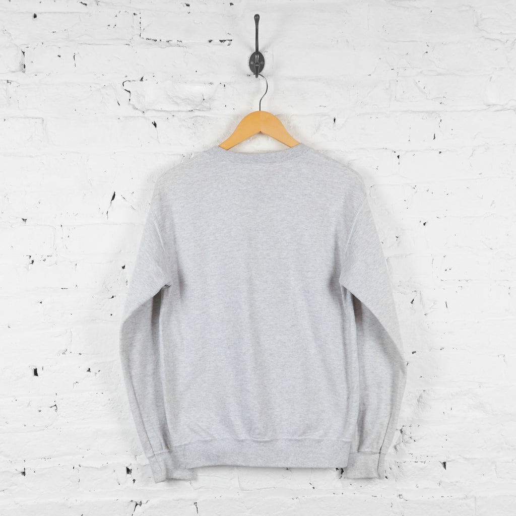 Mickey Mouse Sweatshirt - Grey - S - Headlock