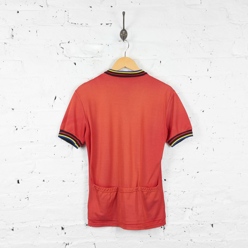 Olympia Cycling Top Jersey - Red - L - Headlock