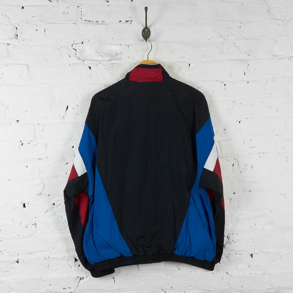 Puma Shell Tracksuit Top Jacket - Black - L - Headlock