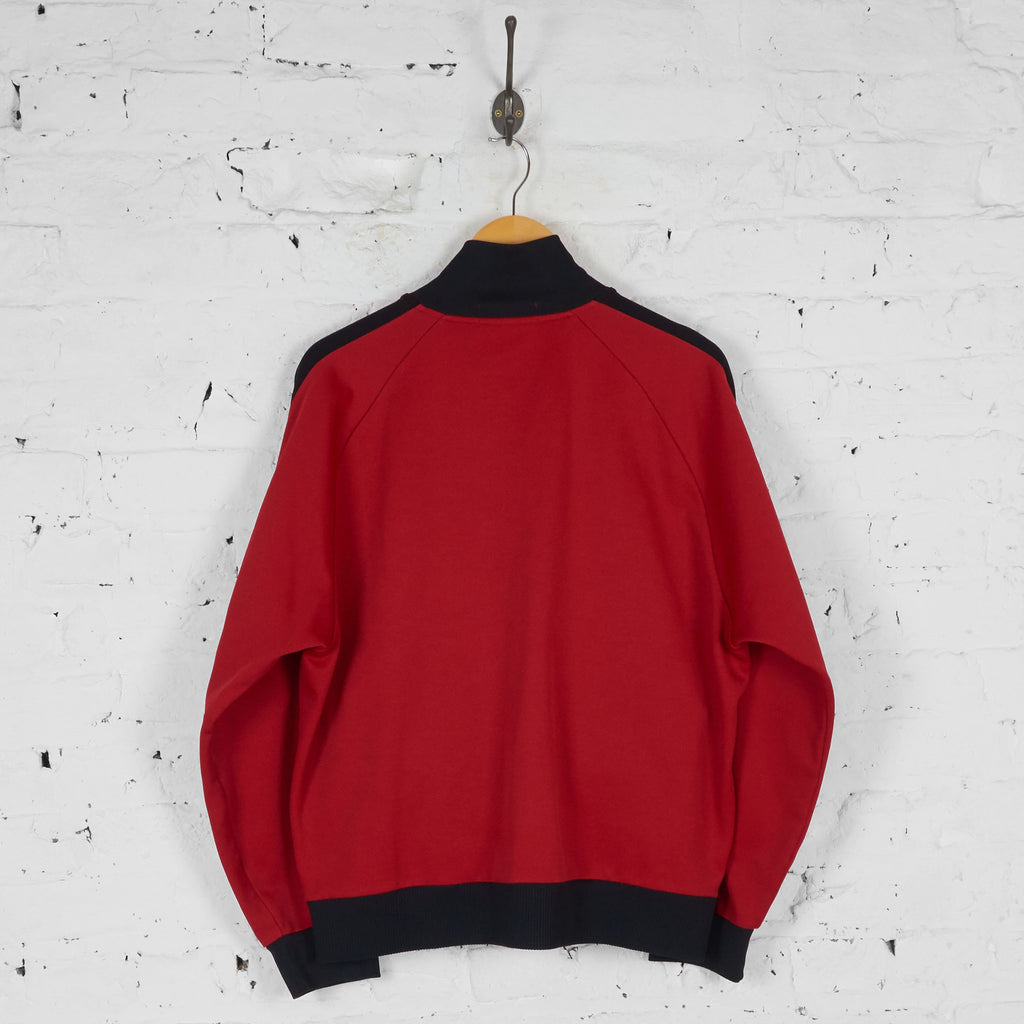 Ralph Lauren Tracksuit Top Jacket - Red - L - Headlock