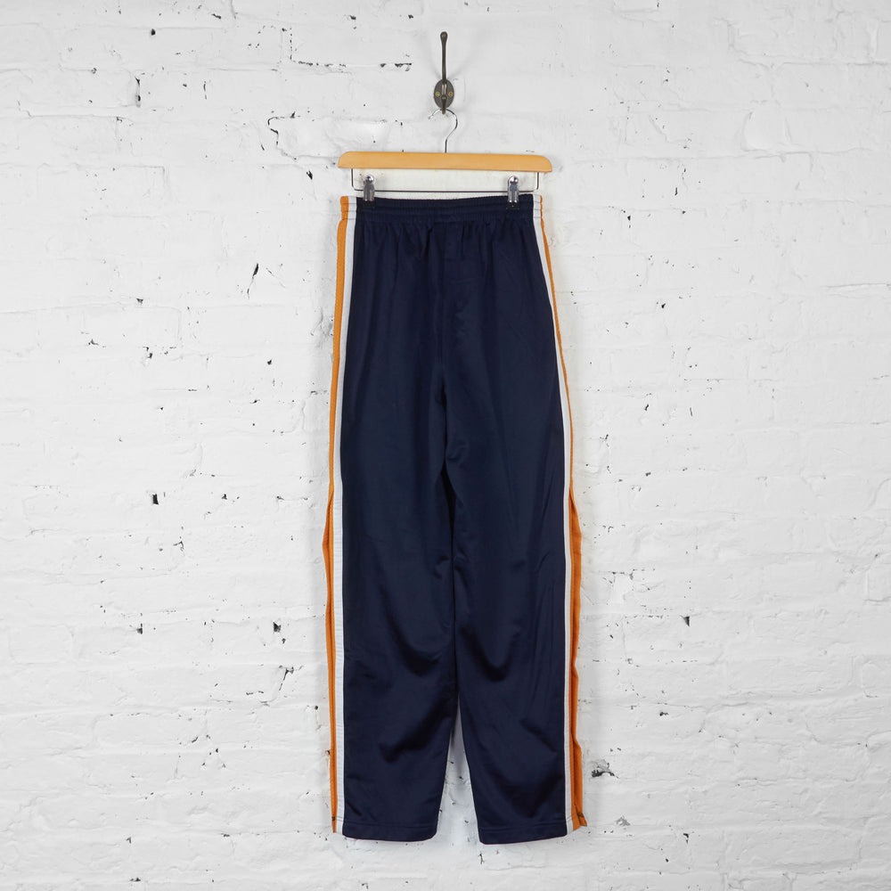 Reebok Tracksuit Bottoms - Blue/Yellow - S - Headlock