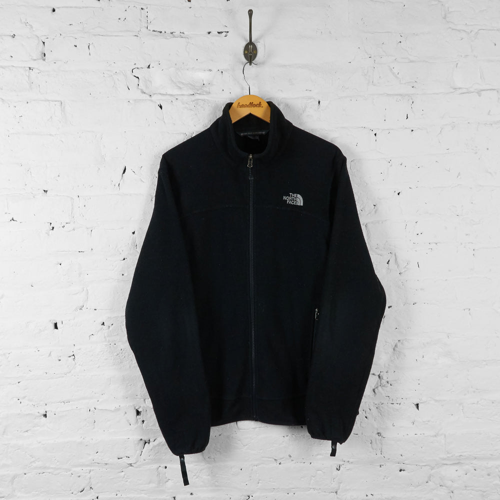 The North Face Full Zip Fleece Jacket - Black - L - Headlock
