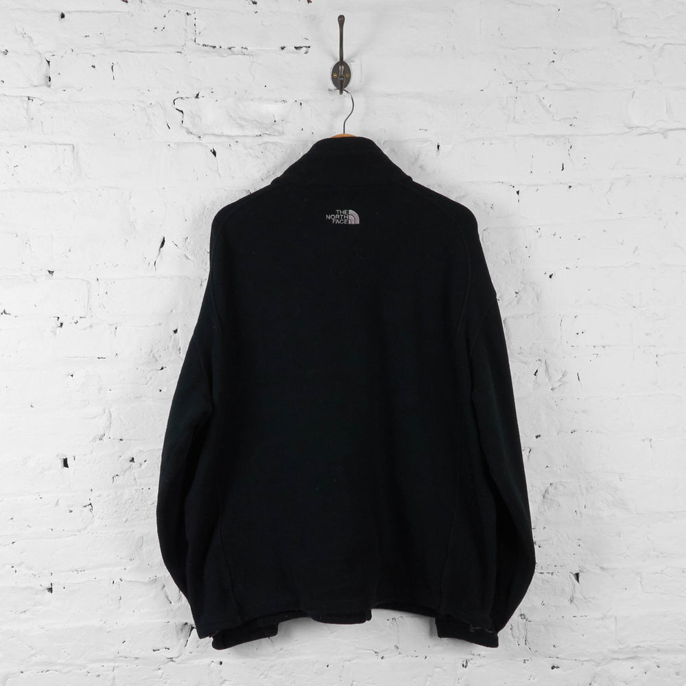 The North Face Full Zip Fleece Jacket - Black - XXL - Headlock