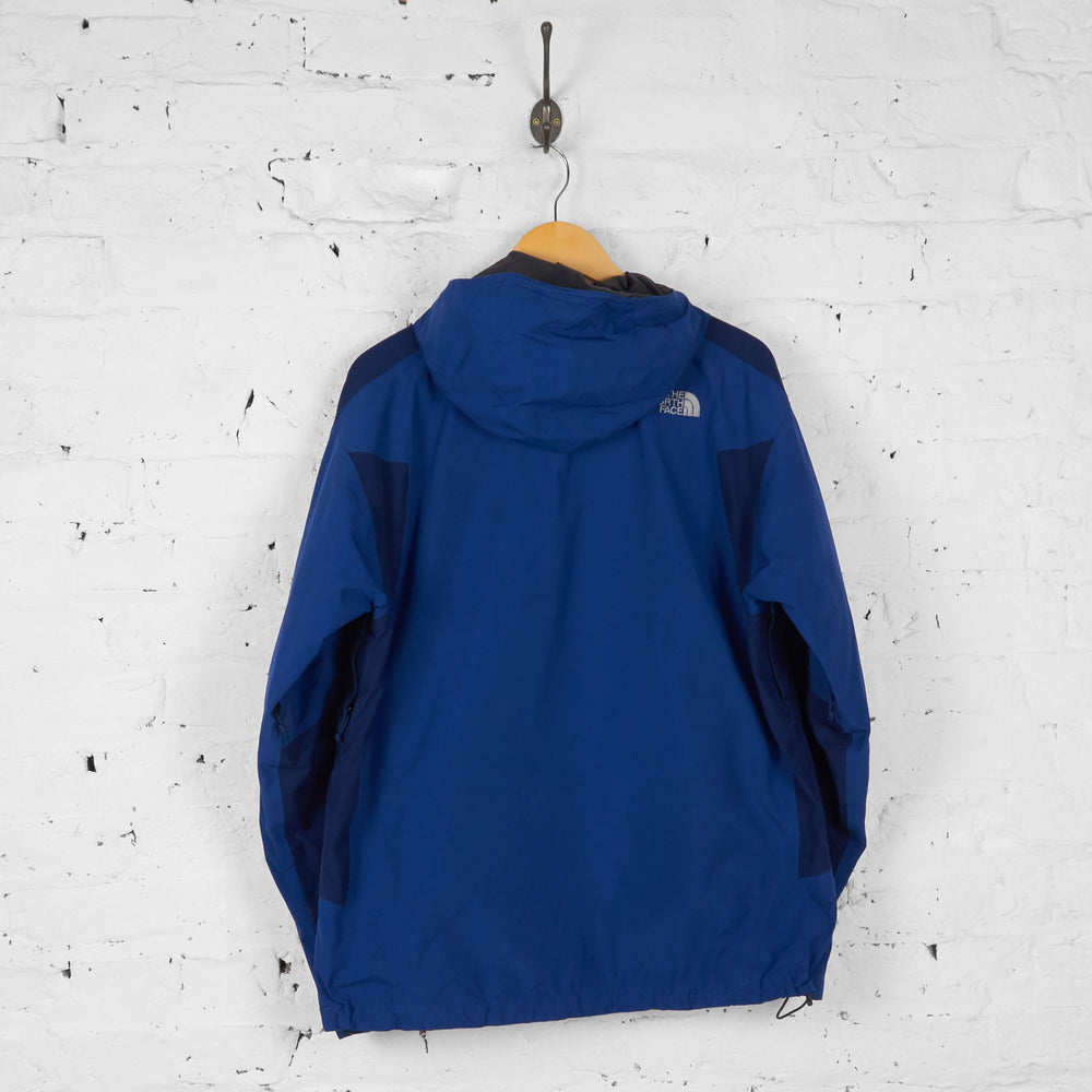 The North Face Gore Tex Rain Jacket - Blue - M - Headlock