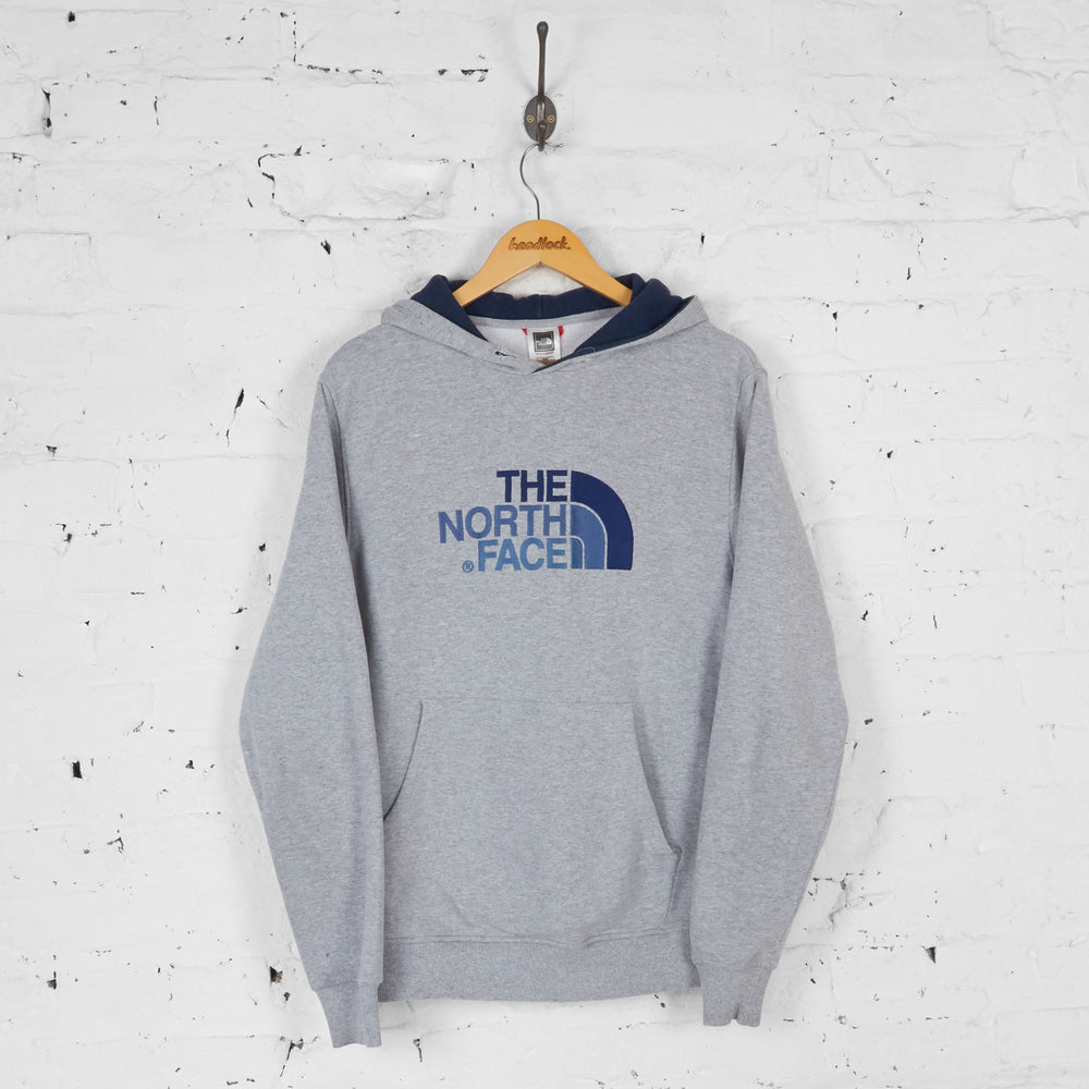 The North Face Hoodie - Grey - M - Headlock