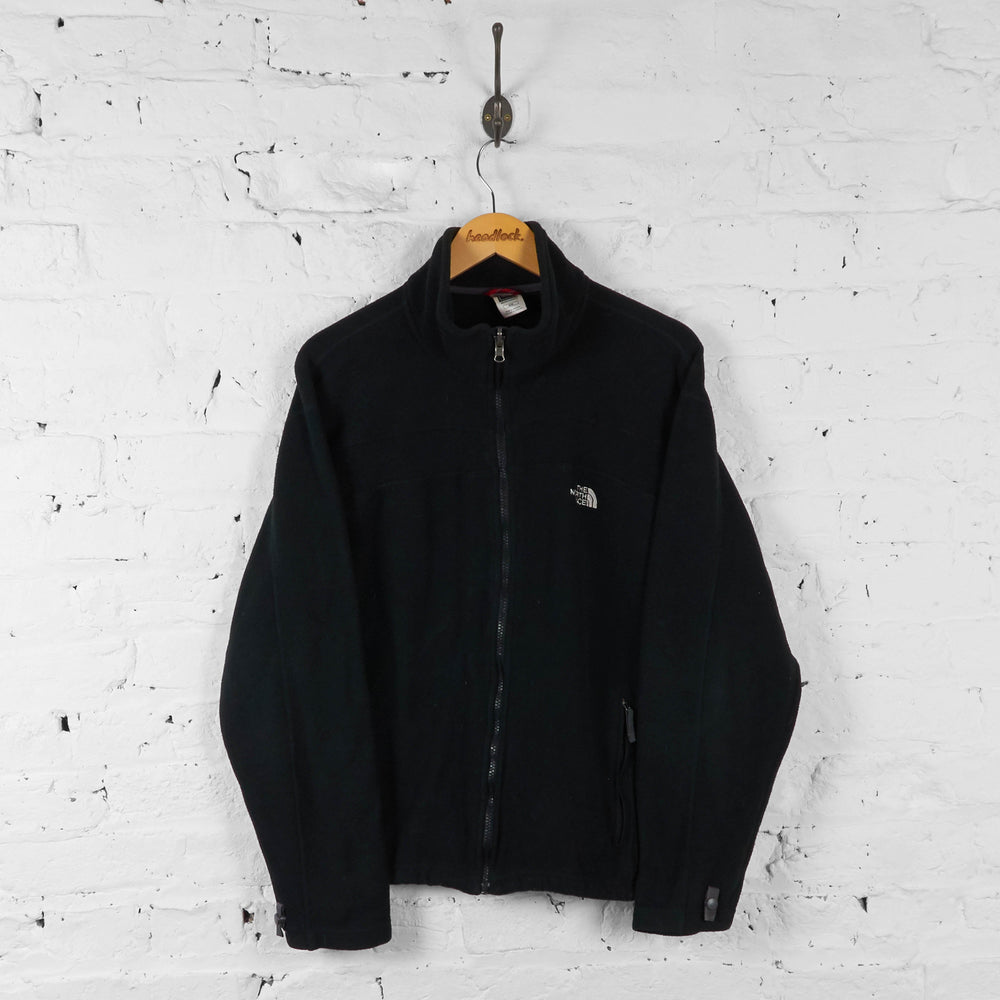 The North Face TKA 200 Fleece Jacket - Black - M - Headlock