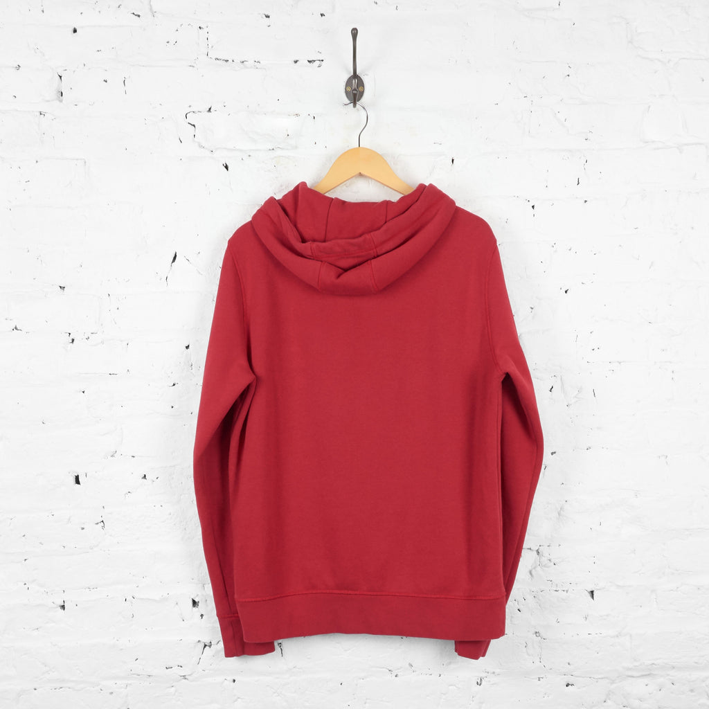 Tommy Hilfiger Hoodie - Red - XL - Headlock