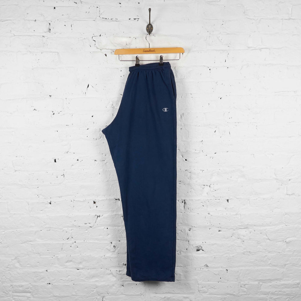 Vintage Champion Joggers - Navy - XL - Headlock