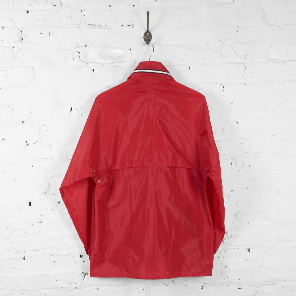 Vintage K-Way Cagoule Jacket - Red - L - Headlock