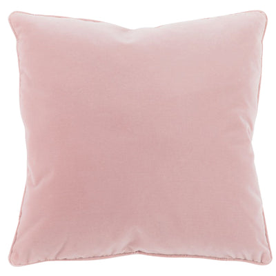 Coussin Velours - Rose Blush