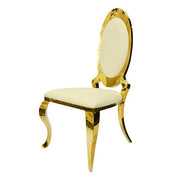 Chaise Louisa Haute Or