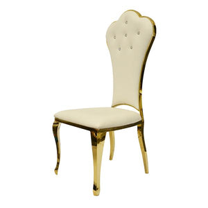 Chaise Duchesse - Or