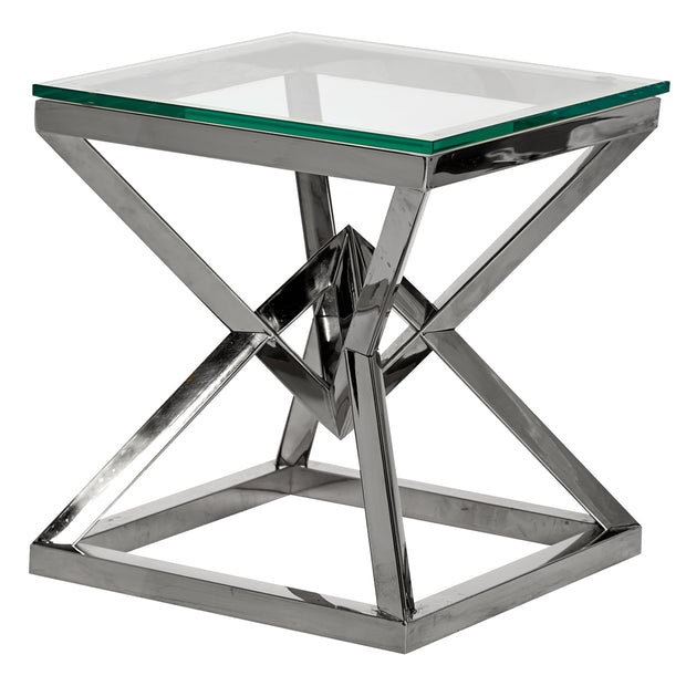 Table Accent Louisa Argent