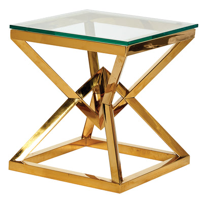 Table Accent Louisa Or