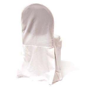 Couvre-Chaise Poly Oxford - Blanc