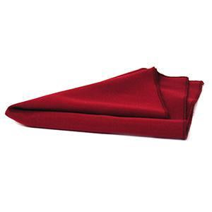 Serviette de Table Polyester - Rubis