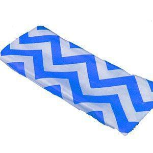 Serviette de Table Chevron - Bleu Royal