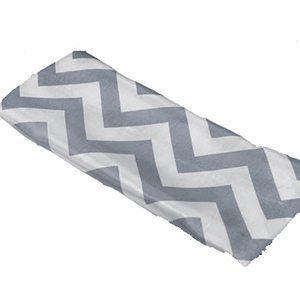 Serviette de Table Chevron - Gris